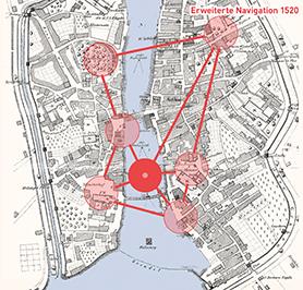 Zeitreise Zürich - erweitertes Modell
